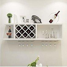 Wall-mounted Wine Cabinet Wine Rack Wall Shelf