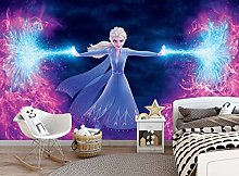 Wall Mural – Frozen – Photo Wallpaper Elsa