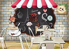 Wall Mural Wallpaper Sweet Shop Wallpaper Mural