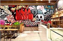 Wall murals Wall Stickers 3 bar KTV Tooling
