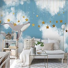 Wall Murals Wallpaper Hand Painting Creative Kids