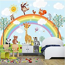 Wall Murals Wallpaper3D Hand Painted Cartoon
