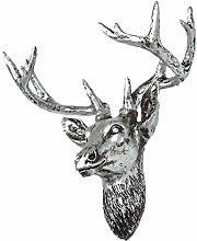 Wall Sculptures Deer Head Wall Hanging Furniture