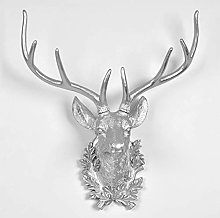 Wall Sculptures Deer Head Wall Hanging Wall Lace