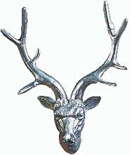 Wall Sculptures Retro Simulation Resin Deer Head