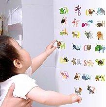 Wall Sticker,English Letters Animal Wall Sticker