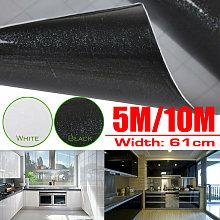 Wall Sticker Kitchen Worktop Glitter Vinyl Self