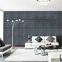 Wall Stickers Decal Bluestone Brick Wallpaper Self