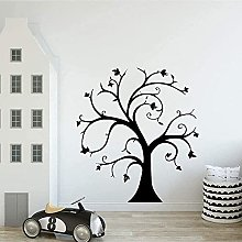 Wall Stickers Exquisite Tree Wallpaper Home Decor