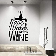 Wall Stickers Removable Water Faucet DIY Wallpaper