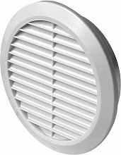 Wall Ventilation Grille Cover with Anti Insect Net