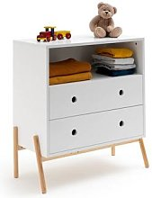 Wallet Children's Chest of Drawers by La
