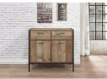 Wallis 2 Door 2 Drawer Rustic Sideboard