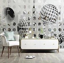 WALLPACL Photo Mural Wallpaper 3D Modern Abstract