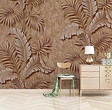 WALLPACL Photo Mural Wallpaper 3D Tropical Plant