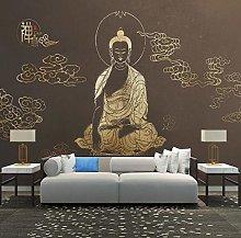 WALLPACL Photo Mural Wallpaper Chinese Lotus