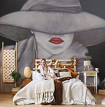 WALLPACL Photo Mural Wallpaper Hand-Painted