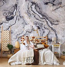 WALLPACL Photo Mural Wallpaper Imitation Marble