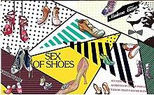 Wallpaper 3D Cartoon Clothing Shoes Illustration