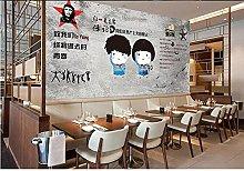 Wallpaper 3D Decoration Murals Wall Nostalgia for