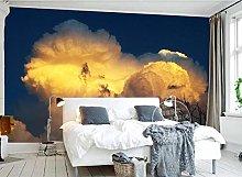 Wallpaper 3D Modern Minimalist Nordic Decorative