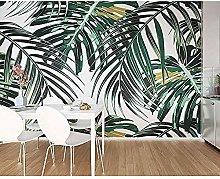 Wallpaper Bender Tropical Leaves Jungle Mural TV