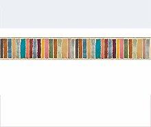 Wallpaper Borders Self-Adhesive Colorful for