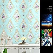 Wallpaper European 3D Wall Papers Home Decor