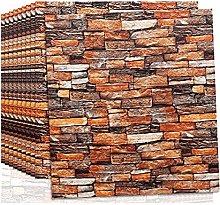wallpaper for bedroom,3D Brick Wallpaper Brick