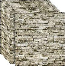 wallpaper for bedroom,3D Foam Brick Wallpaper,