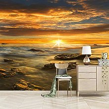 Wallpaper for Bedroom Beach Sunrise 79x59 inch