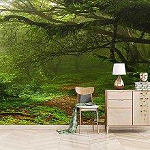 Wallpaper for Bedroom Green Forest Mist 118x82.7