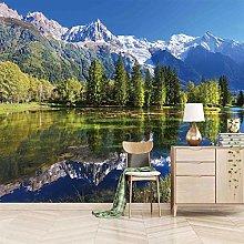 Wallpaper for Bedroom Mountain Lake Scenery 79x59