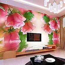 Wallpaper for Bedroom Walls Romantic Pastoral