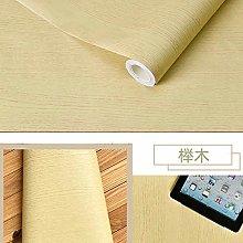 Wallpaper for Hallway Waterproof Wood Vinyl