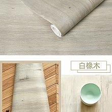 Wallpaper for Living Room Waterproof Wood Vinyl