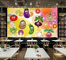 Wallpaper for Vegetables Fruit Shop Background