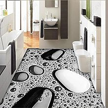 Wallpaper for Walls 3D Beautiful Black and White
