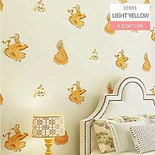 Wallpaper for Walls Non-Woven Wallpaper Bedroom