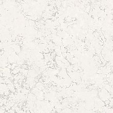 Wallpaper Marble Off-white - White - Homestyle