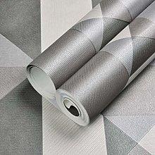 Wallpaper Modern Geometric 3D Wall Papers Wood