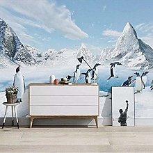 Wallpaper Mural Blue Sky Underwater World Animal