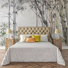 Wallpaper murals Plant Bamboo Living Room Bedroom