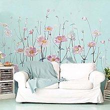Wallpaper murals Plant Flowers 3D Living Room
