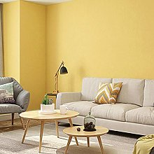 Wallpaper Non Woven 10M, Yellow 68013-Dark Yellow