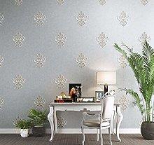 Wallpaper,Non-Woven Wallpaper,European Style Small