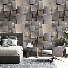 Wallpaper Photoposter Decor Modern 3D Lattice
