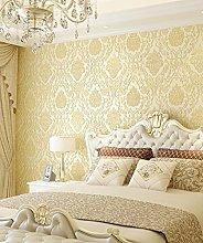 Wallpaper Roll, Damascus Wallpaper Fleece Wall
