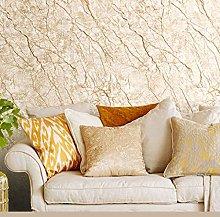 Wallpaper Self-adhesive Wallpaper Yellow Marble