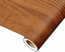 Wallpaper Self-Adhesive Waterproof Wood Grain